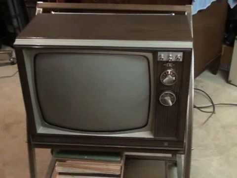 The Last Of Ntsc Broadcasting In The Usa  Watch It On A