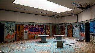 Exploring an Abandoned Juvenile Detention Center