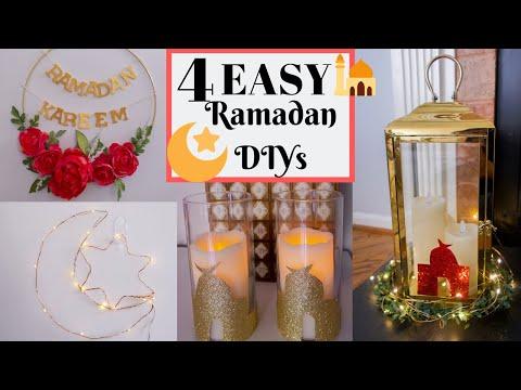 🌙EASY RAMADAN DIYs 2019🌙 #Ramadan2019