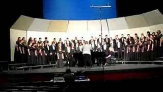 MAGPIE CHATTER Arlington (Texas) High School, Colt Chorale
