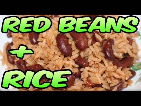 Juju's Recipes - Episode 4: Red Beans And Rice!