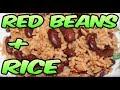 Juju's Recipes - Episode 4: Red Beans & Rice!