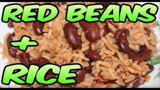 Juju's Recipes - Episode 4: Red Beans & Rice!