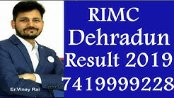 RIMC Dehradun | State Wise Result 2019 | Must Watch | CALL : 7419999228