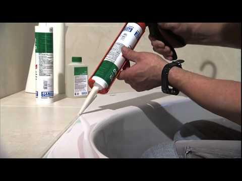 видео: Технология нанесения герметика