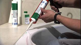 видео Технология и применение герметика