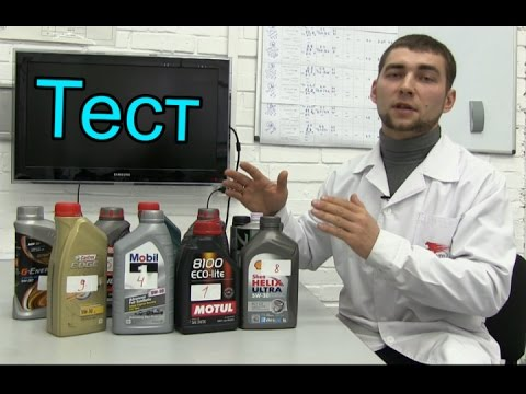 finding the best motor oil