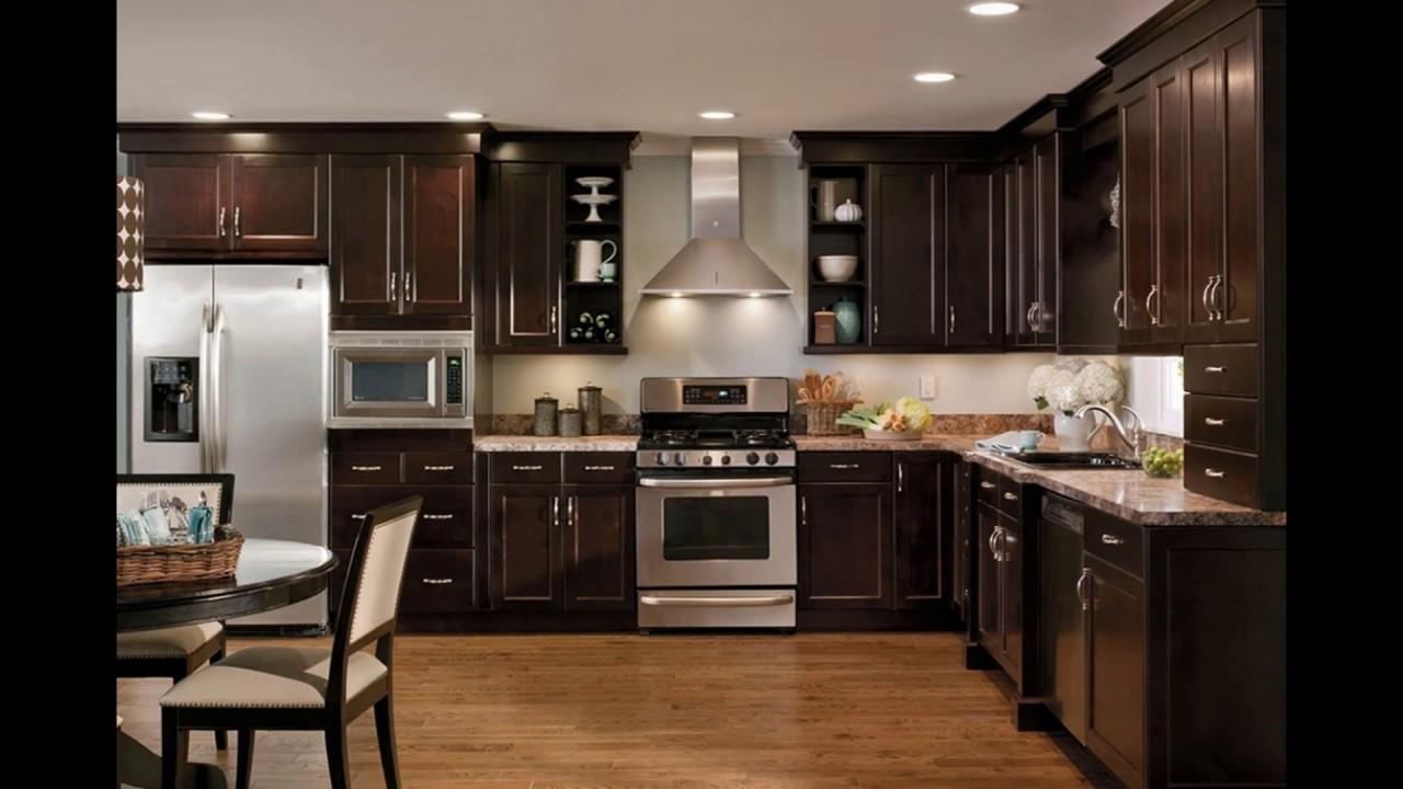 Espresso Kitchen Cabinets Best Design Ideas For Kitchen