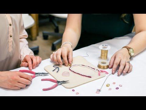 Build a Handmade Jewelry Business