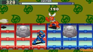 Capcom of USA Megaman Battle Network Two CutMan.exe in HD
