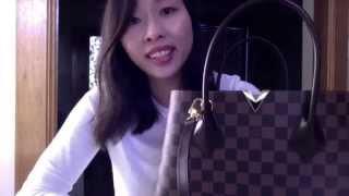 Tech n Tote - my first Louis Vuitton