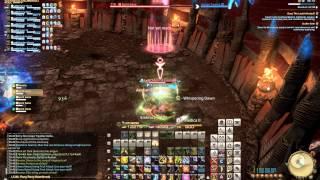 FFXIV Heavensward: Ravana Extreme Cactuar (With Hive Weapons)