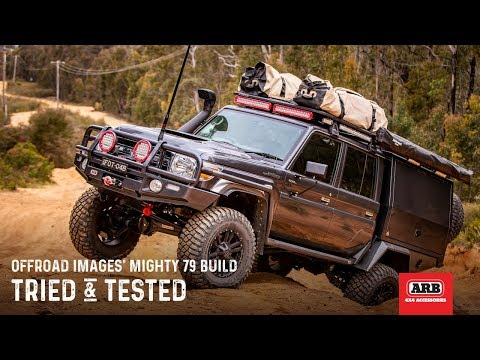 Tried & Tested | Offroad Images' Mighty 79 Build