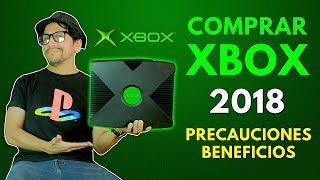 COMPRAR  XBOX CLÁSICA en 2019 Recomendaciones y Beneficios  ¿Vale la pena? :D