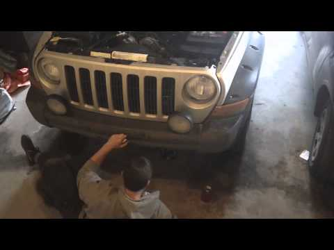 Tutorial On Changing Engine Oil
