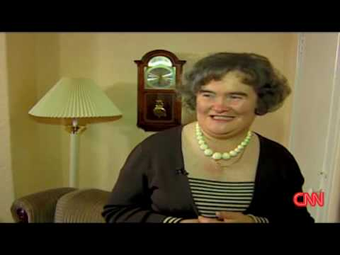 Download Susan Boyle loosens up