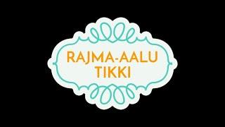 Rajma Aalu Kebab   स्वादिष्ट राजमा आलू टिक्की   Quick and Simple Recipe   Veg Protein Evening Snack