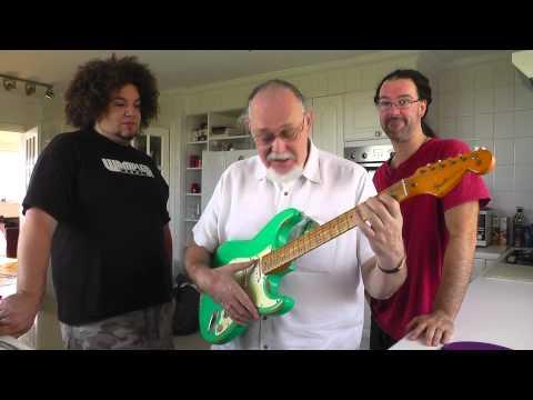 Dorje guitar of the day - Rita Relic