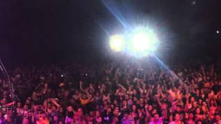 BAHROMA - Не дави (live, фестиваль  Woodstock)