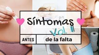 SINTOMAS DE EMBARAZO PRIMEROS DIAS - SINTOMAS DE EMBARAZO ANTES DE LA FALTA - VOL. II