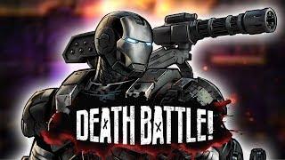 War Machine DEPLOYS into DEATH BATTLE!