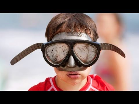 Потеет маска? Как почистить маску совет от Максима Лубягина
