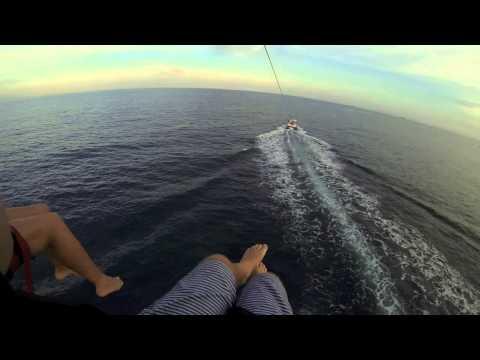 Barcelona Para-sailing