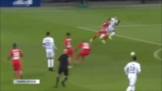 بالفيديو.. ديباي يسجل أول أهدافه مع ليون