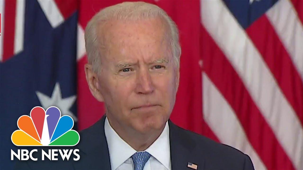 Download Biden Announces New Defense Agreement with U.K., Australia