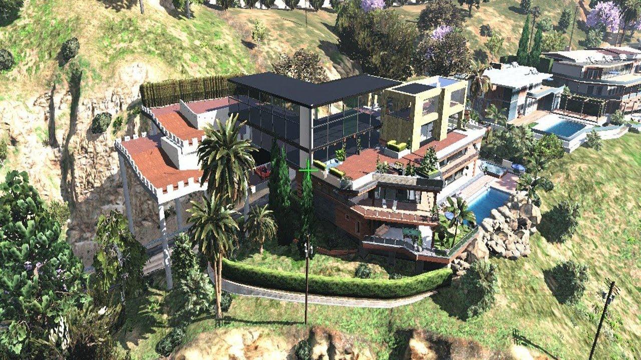 L Immense Nouvelle Maison De Franklin Youtube