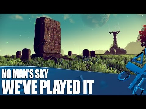 No Man's Sky - We've Played It! Here's Everything We Learned
