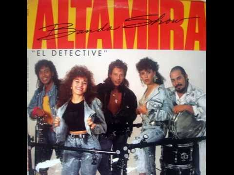 Altamira Banda Show - Me Enamoré (1988)