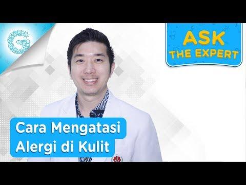 Begini Cara Mengatasi Alergi Di Kulit - Dr. L. Aswin, Sp.PD