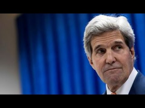 Did John Kerry blame Israel for war in the Middle East?