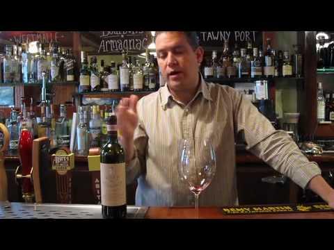 Villa di Geggiano Wine Review & Tasting, Chianti Wine Tasting