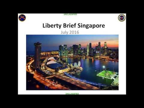 USS Boxer Deployment 2016 Singapore Liberty Brief