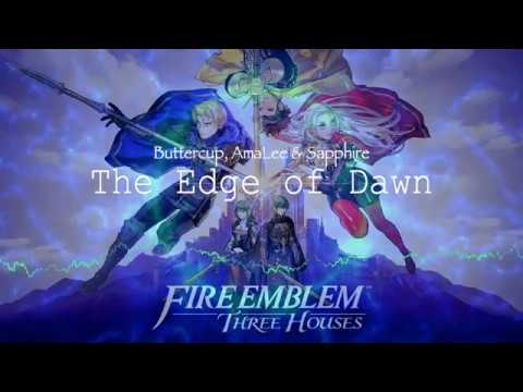 The Edge Of Dawn Trio Buttercup, Amalee & Sapphire From Fire Emblem: Three Houses