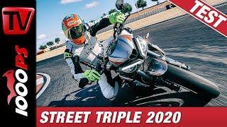 Triumph Street Triple RS - wirklich das sportlichste Mittelklasse Naked Bike?