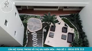 Căn hộ Topaz Twins Biên Hòa - Thiết kế giếng trời tạo độ thông thoáng tối ưu và không gian xanh
