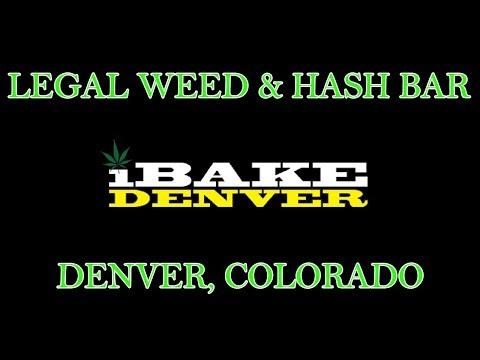 LEGAL COLORADO WEED BAR!!
