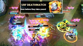 URF DEATHMATCH - New Event in Nexus Blitz!