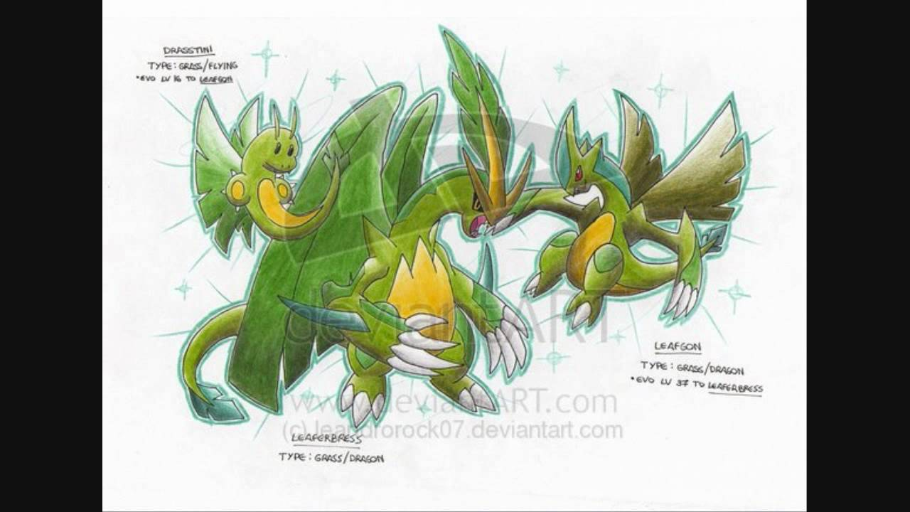 amazing grass dragon poss