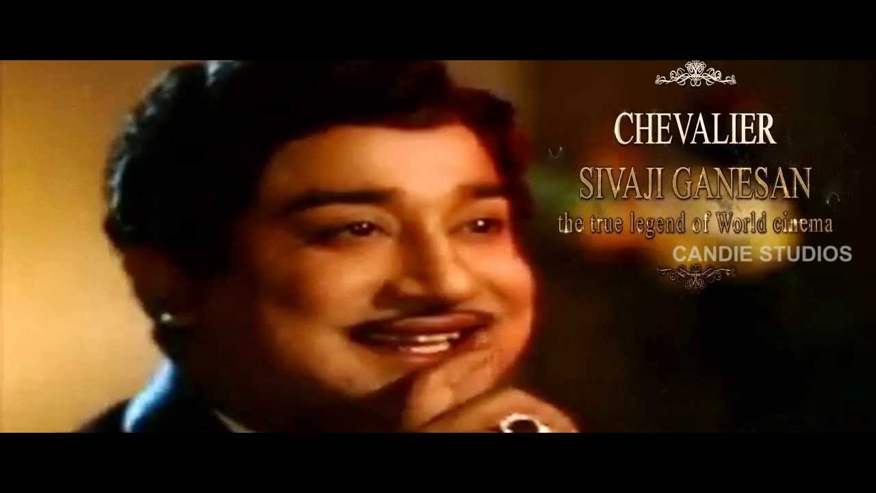 Download A Tribute To Mr.Chevalier Sivaji Ganesan sir by lokesh.k
