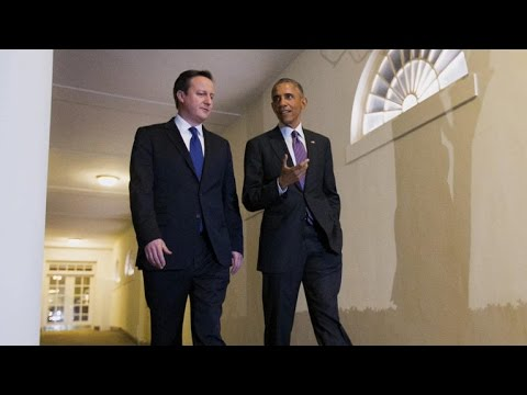 U.S. political leaders' mixed reactions to Brexit vote