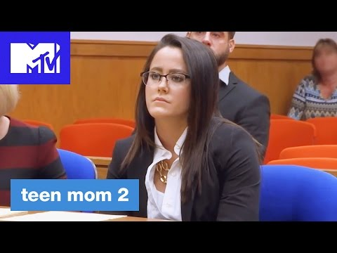 'Jenelle's Day in Court'  Clip   Teen Mom 2 (Season 7B)   MTV