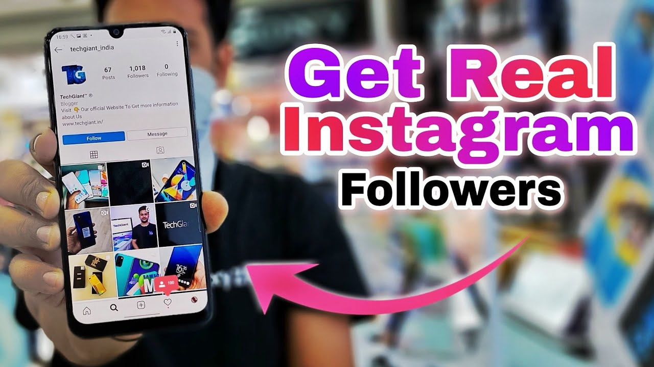 Get 100% Genuine Instagram followers latest 2020 method | instagram