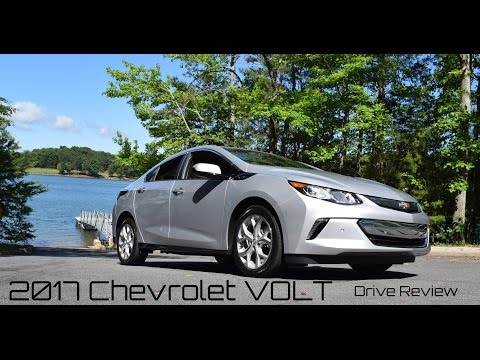 HD First Drive Review - 2017 Chevrolet VOLT - Performance Driving
