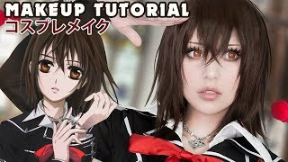 With this cosplay makeup you can make yourself look just like Yuki ...