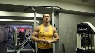Профилактика травматизма в бодибилдинге. Тренируйся на здоровье, без травм.