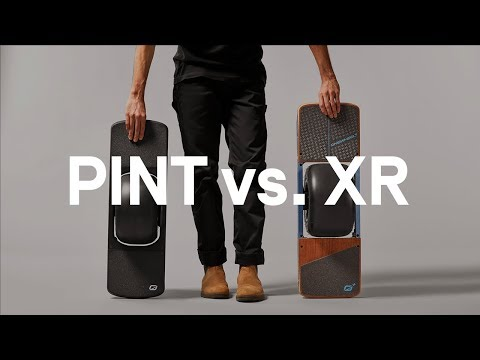 Onewheel Pint vs  Onewheel+ XR - YouTube